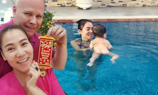 Những đám cưới bí mật của sao Việt 4