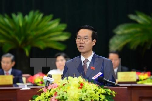 Ông Võ Văn Thưởng giữ chức Trưởng ban Tuyên giáo Trung ương 1