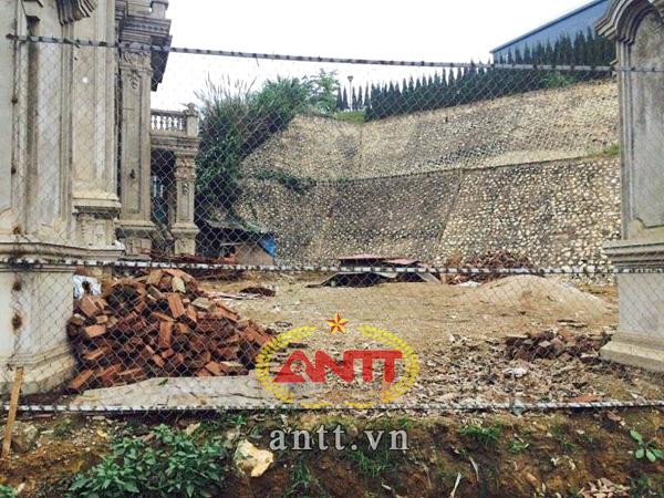 """Biệt thự """"khủng"""" của nữ đại gia Lào Cai bị bỏ hoang 2"""