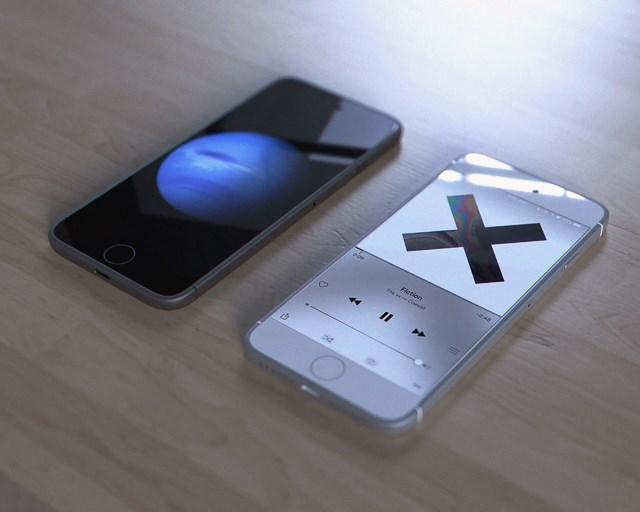Bản dựng iPhone 7 không có cổng 3,5mm 2