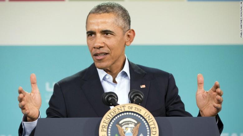 Tổng thống Obama cảnh báo Trung Quốc 1