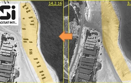 Lầu Năm Góc xác nhận Trung Quốc đưa tên lửa đến Hoàng Sa 1