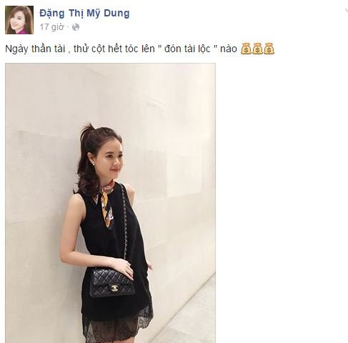 Facebook sao Việt: Phạm Hương rạng rỡ trên đất Thái 6