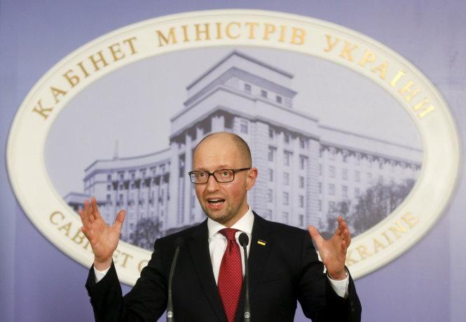 Nga chính thức khởi kiện đòi Ukraine trả nợ 3 tỷ USD 1