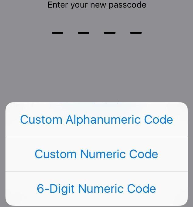 Tổng hợp 5 cách đơn giản giữ bảo mật cho iPhone 1