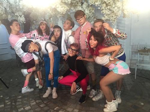 MV Nướng nướng nướng của HKT gây bão mạng khi vừa mới ra mắt 1
