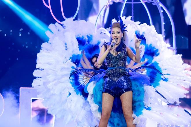 Dương Khắc Linh thay Hà Hồ làm giám khảo khách mời The Remix 2