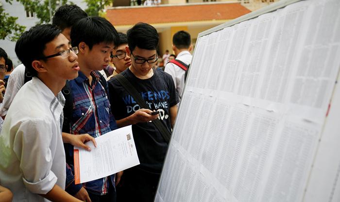 Nhiều trường ĐH lớn tuyển thẳng học sinh trường THPT chuyên 1