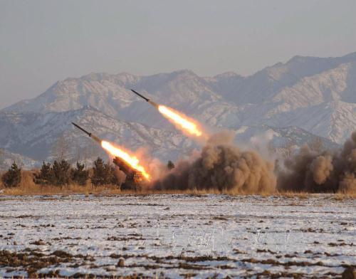 Triều Tiên đẩy mạnh chương trình hạt nhân 1