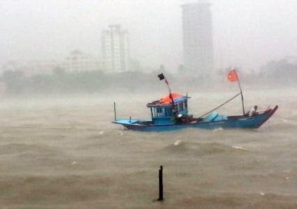 Quảng Nam: 3 ngư dân bị sóng lớn cuốn mất tích trên biển 1