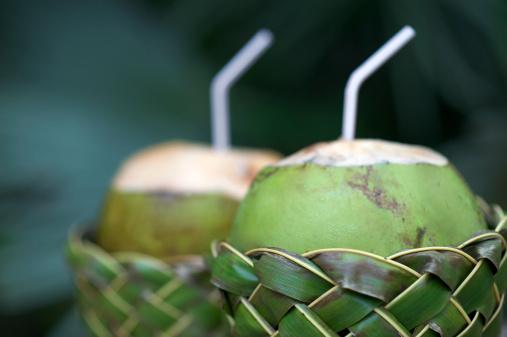 Nước dừa và lợi ích bất ngờ ít biết 1