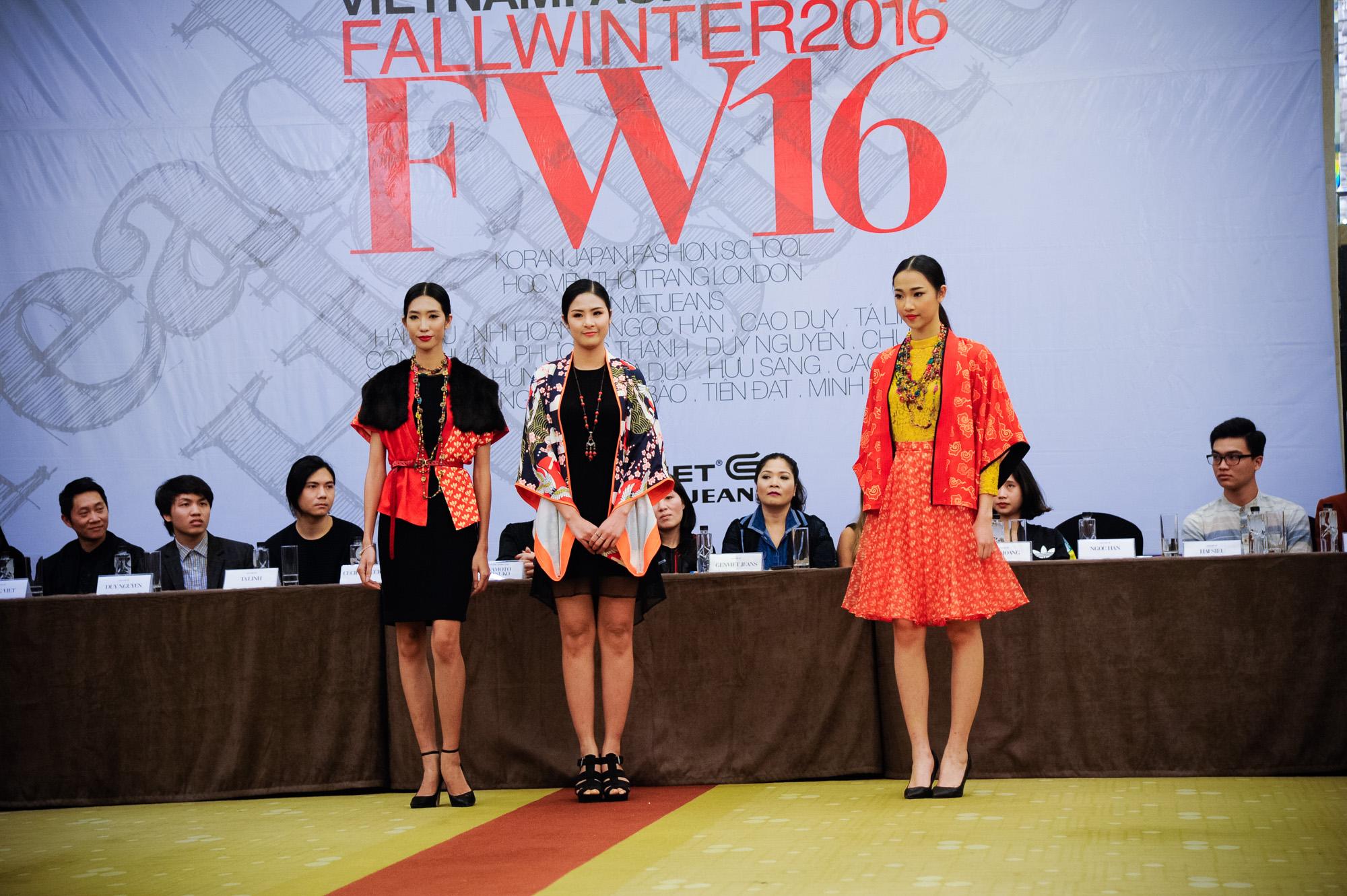 Tuần lễ thời trang Việt Nam 2016 với 1000 mẫu trang phục tham gia 13
