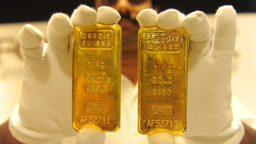 Giá vàng hôm nay 24/2: giá vàng tăng vọt do cổ phiếu suy giảm 1