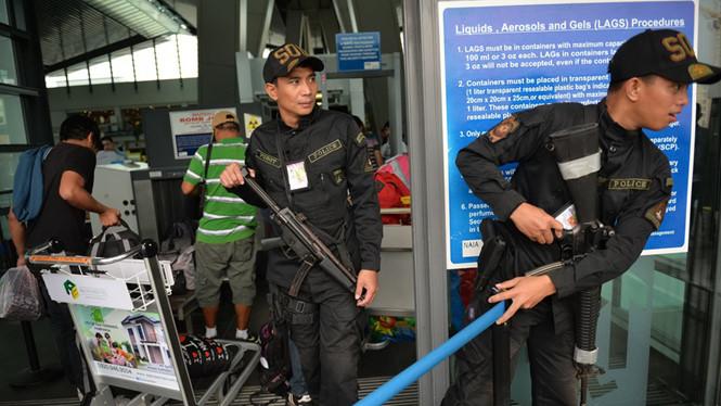 Philippines: Nguy cơ đánh bom máy bay ở Đông Nam Á 5