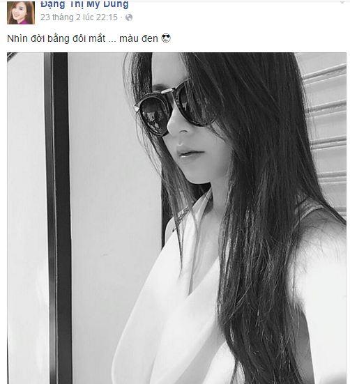 Facebook sao Việt: Bằng Kiều thân mật với bạn gái 5