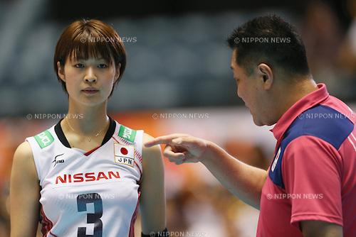 Hình ảnh Hot girl bóng chuyền Nhật Bản khiến người hâm mộ chao đảo số 1