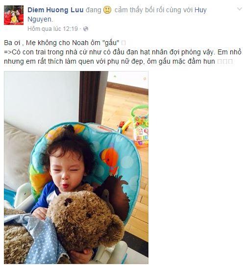 Facebook sao Việt: Huyền My hội ngộ các Hoa hậu 4