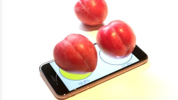Cách cân trọng lượng đồ vật bằng iPhone 2