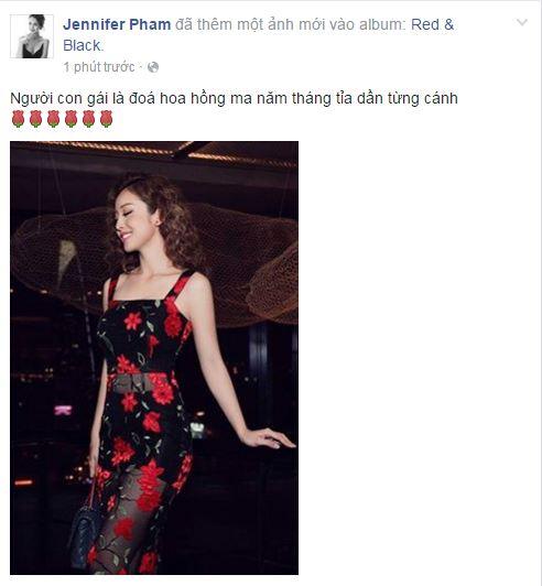 Facebook sao Việt: Huyền My hội ngộ các Hoa hậu 2