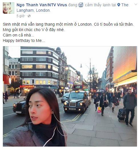 Facebook sao Việt: Huyền My hội ngộ các Hoa hậu 7