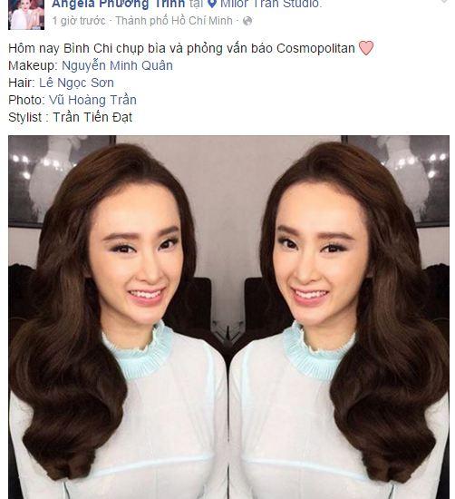 Facebook sao Việt: Huyền My hội ngộ các Hoa hậu 10