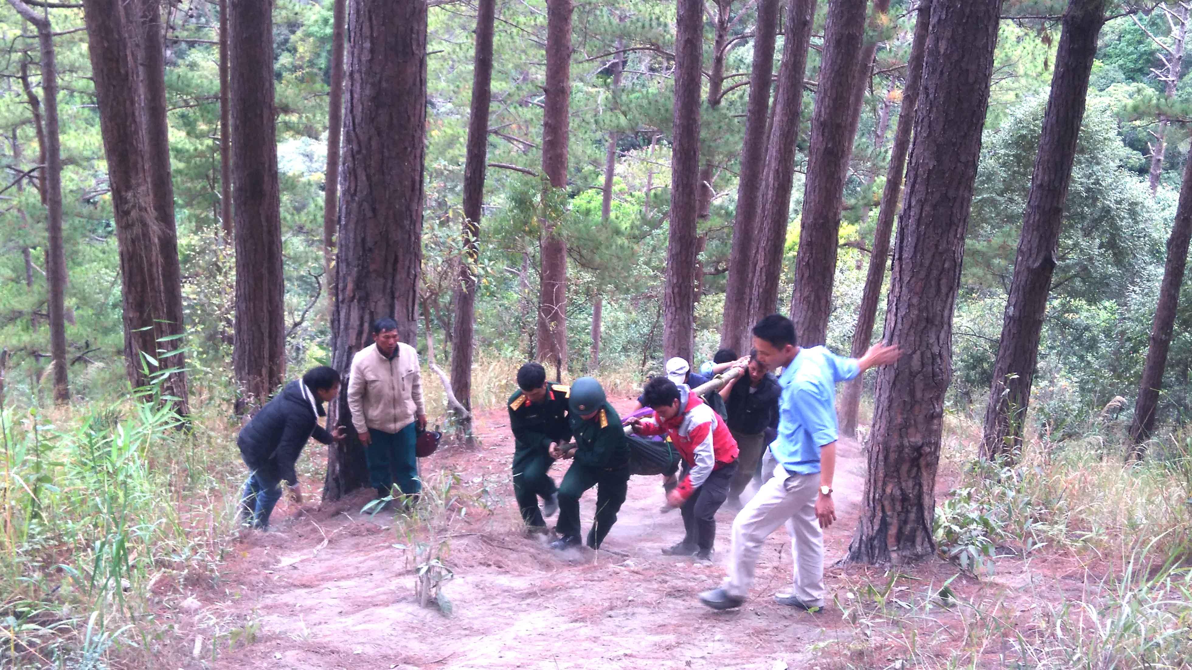 Tìm thấy thi thể 3 du khách Anh tử vong tại thác Datanla, Đà Lạt 1