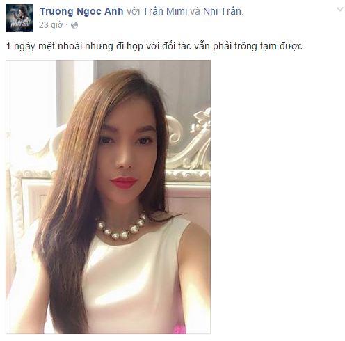 Facebook sao Việt: Huyền My hội ngộ các Hoa hậu 13
