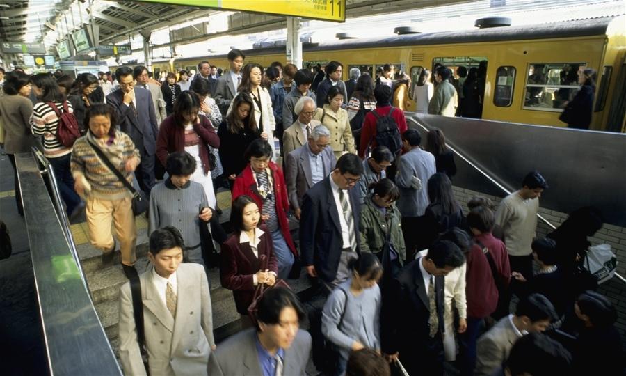 Nhật Bản: dân số giảm 1 triệu người chỉ trong 5 năm 5