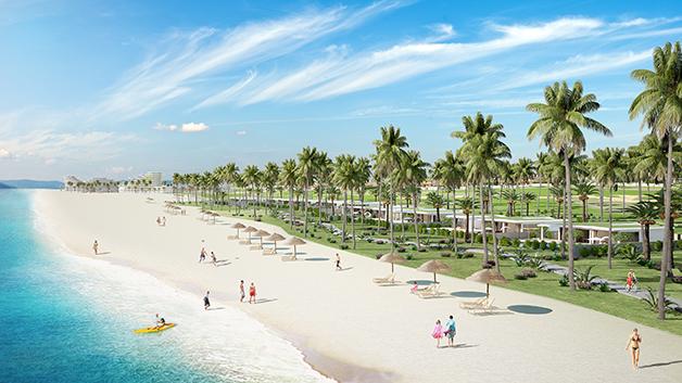 Hình ảnh Dự án FLC miền Trung - biệt thự ven biển đẹp nhất miền Trung số 2