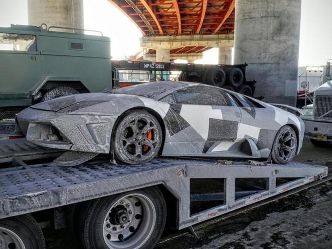 Lộ diện dàn siêu xe trong Fast & Furious 8 2