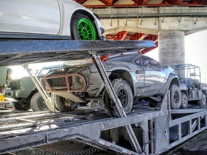 Lộ diện dàn siêu xe trong Fast & Furious 8 5
