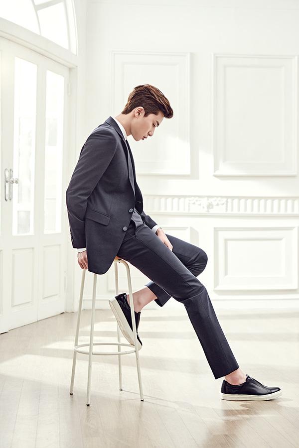 Ngắm vẻ điển trai của Park Seo Joon trong bộ ảnh mới 2