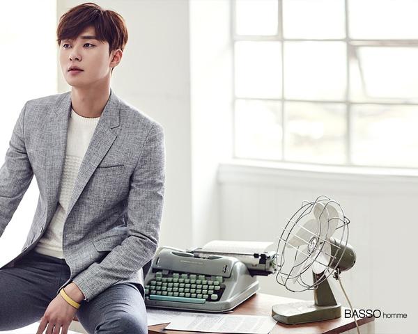 Ngắm vẻ điển trai của Park Seo Joon trong bộ ảnh mới 5