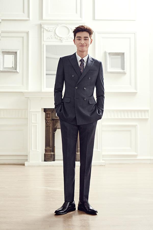 Ngắm vẻ điển trai của Park Seo Joon trong bộ ảnh mới 6
