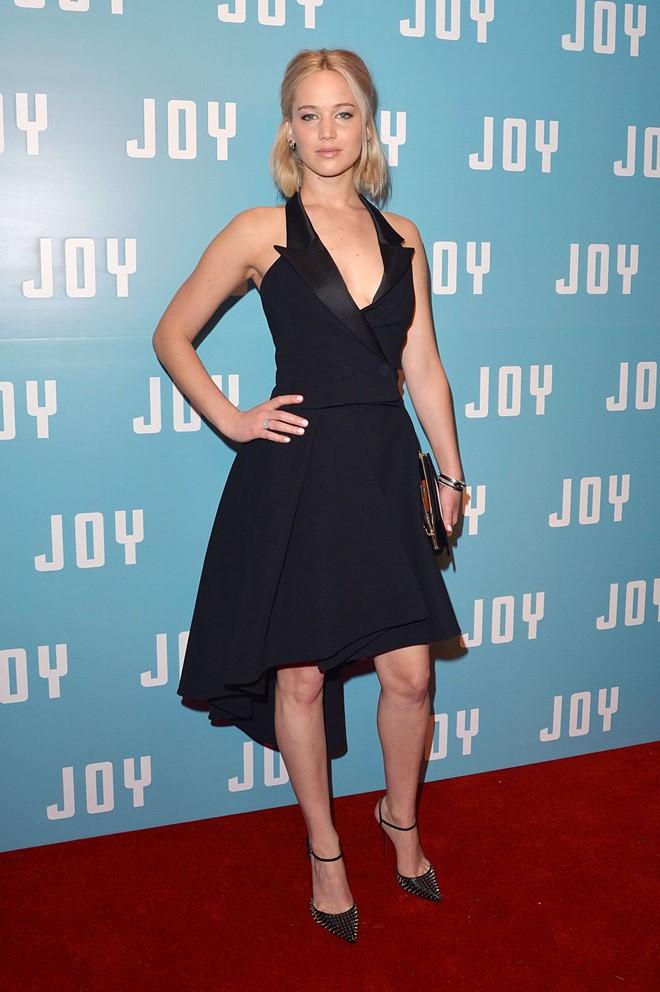 Jennifer Lawrence có thu nhập cao nhất nhóm đề cử Oscar 2016 1