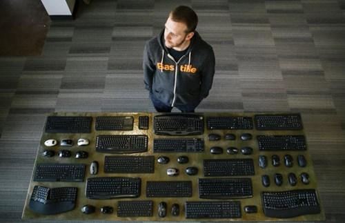 Hacker có thể xâm nhập máy tính qua chuột, bàn phím không dây 1