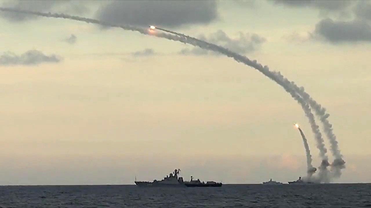 5 vũ khí tối tân làm nên uy lực Nga trên chiến trường Syria 2