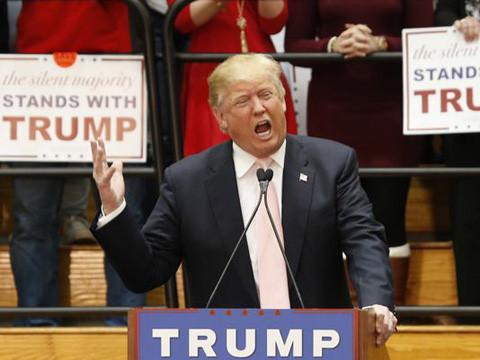 Các sao Mỹ tuyên bố rời nước nếu Donald Trump thắng cử 3