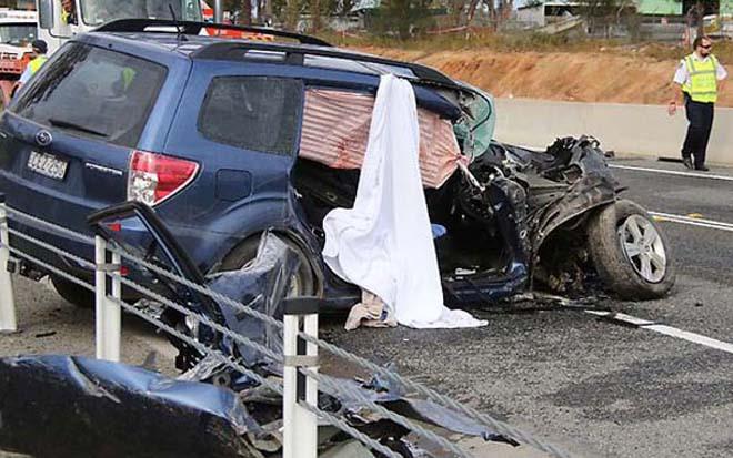 Video: Những vụ tai nạn xe hơi thảm khốc 1