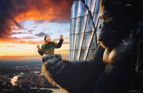 Ảnh chế diễn viên Việt đóng phim King Kong gây 'sốt' mạng 3
