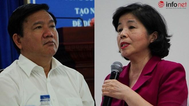 Cuộc đối thoại thẳng thắn giữa bí thư Đinh La Thăng và giám đốc Vinamilk 1