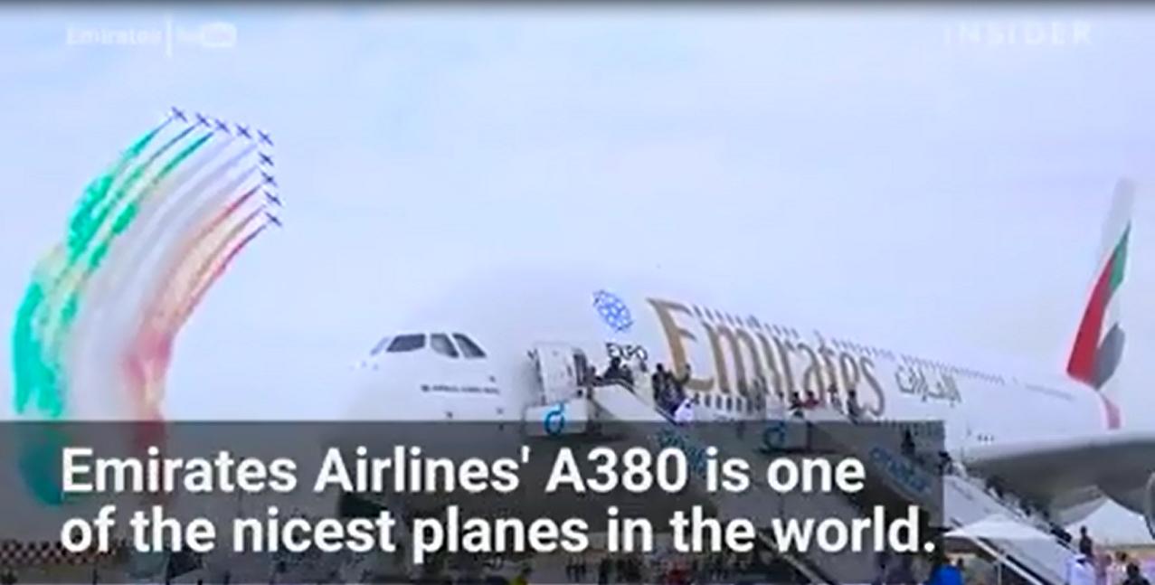Trải nghiệm dịch vụ bay xa xỉ bậc nhất thế giới của Dubai 1