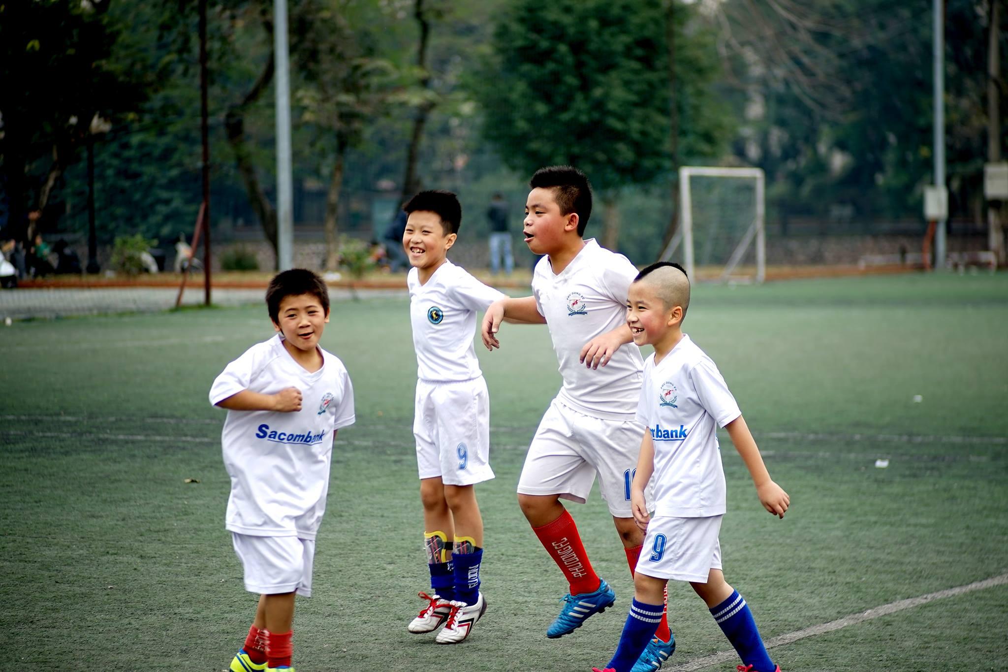 Trung tâm bóng đá Phù Đổng: Chắp cánh những ước mơ 2