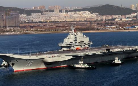 TQ lên kế hoạch đưa nhóm tàu sân bay chiến đấu tới Biển Đông, Hoa Đông 1