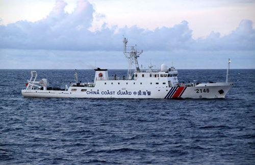 Trung Quốc rút tàu, thừa nhận xâm nhập bãi Hải Sâm ở Trường Sa 1