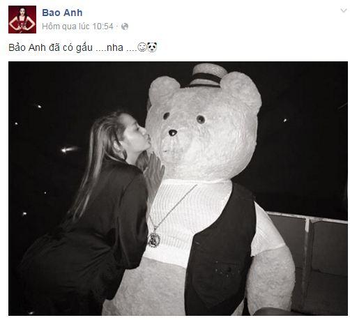 Facebook sao Việt: Phan Hiển lo sợ không giữ được hạnh phúc 3