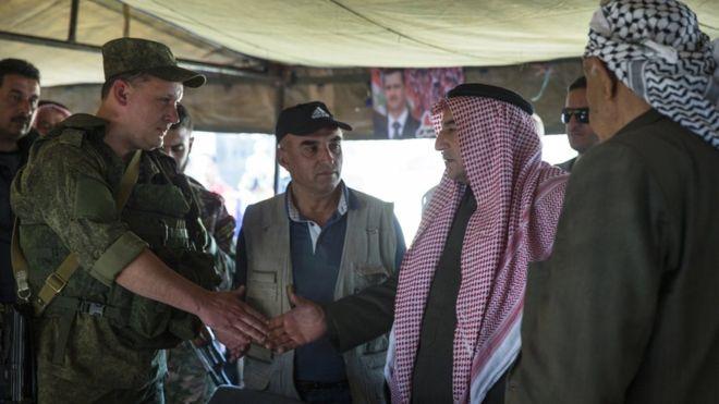 """Nga """"chật vật"""" trong vai trò sứ giả hòa bình tại Syria 1"""