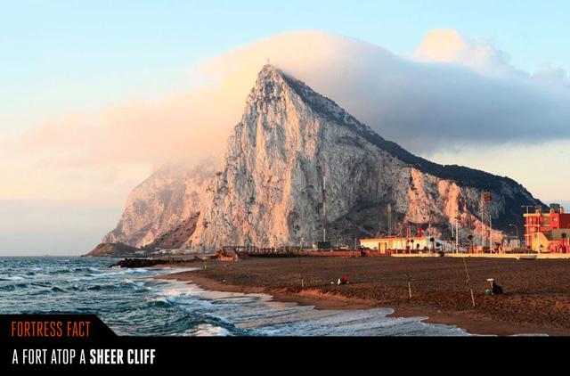 Điểm danh 20 pháo đài ấn tượng nhất trên thế giới 1