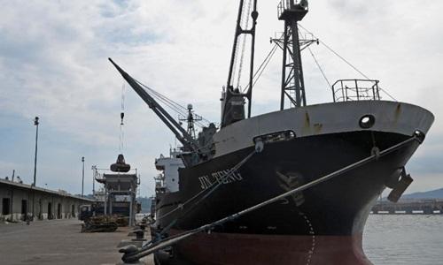 Philippines bắt giữ một tàu Triều Tiên theo lệnh trừng phạt của LHQ 1
