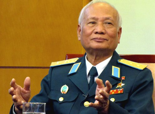 Tướng Phiệt: Trung Quốc sẽ tiếp tục vấp phải sự phản đối ở Biển Đông 6